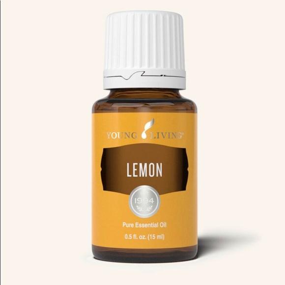 Young Living Lemon Essential Oil - 15ml